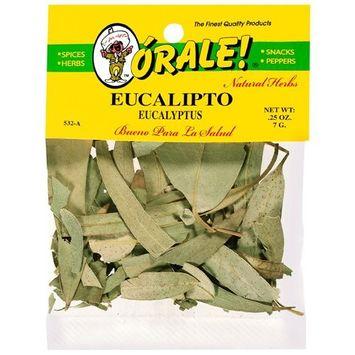 Orale Eucalyptus, .25 oz