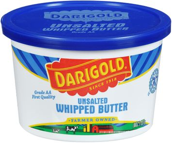 Darigol® Unsalted Whipped Butter