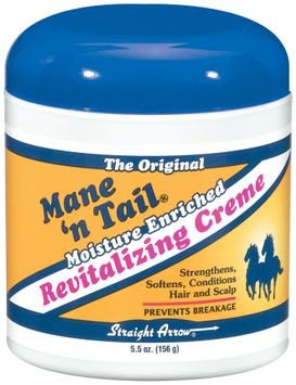 Mane 'n Tail Moisture Enriched For Hair & Scalp Revitalizing Creme