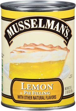 Musselman's® Lemon Pie Filling