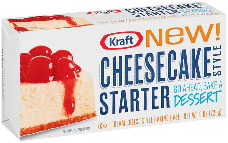 Kraft Cheesecake Style Starter Baking Base