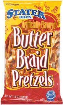 Stater bros Butter Braid Pretzels