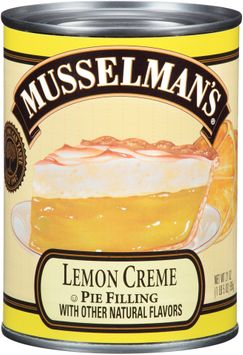 Musselman's® Lemon Creme Pie Filling
