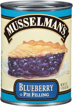 Musselman's® Blueberry Pie Filling