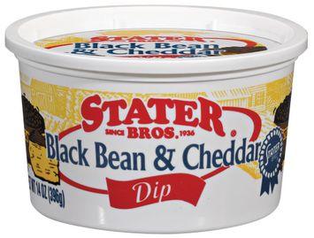 Stater bros Black Bean & Cheddar Dip