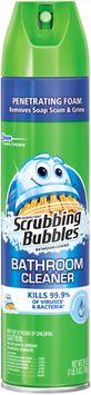 Scrubbing Bubbles Fresh Clean Scent Antibacterial Bathroom Cleaner