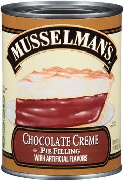 Musselman's® Chocolate Creme Pie Filling