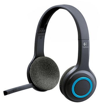 Logitech Wireless Noise Cancelling Over-the-Ear Headphones (H600) -