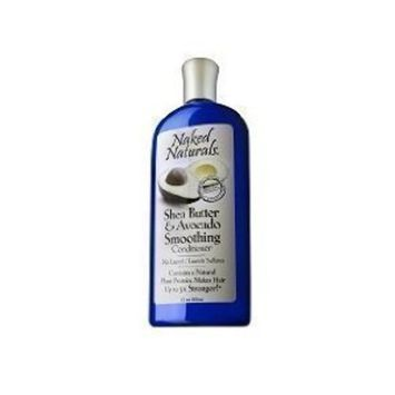 Naked Naturals Shea Butter and Avocado Smoothing Conditioner 12 oz