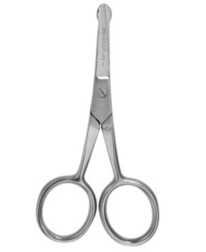Art of Shaving The  Stainless Steel Nose Hair Scissor