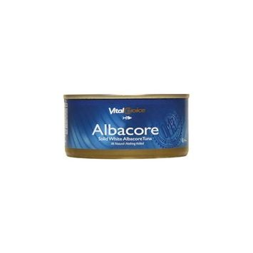 Vital Choice Albacore Tuna 6 oz Can