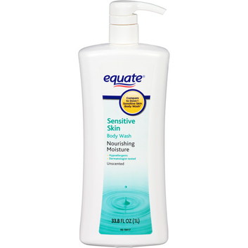 Equate Sensitive Skin Unscented Body Wash Reviews 2020