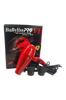 BaByliss Pro V1 Volare Ferrari Designed Engine Hair Dryer