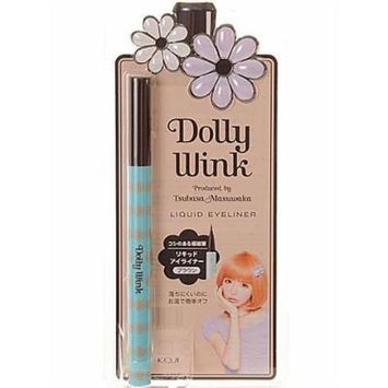 Koji Dolly Wink Liquid Eyeliner Brown (NEW)