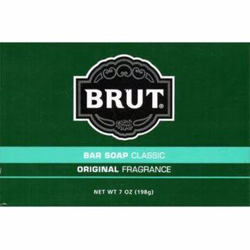 Brut Bar Soap Classic, Original Fragrance, 7 Oz.