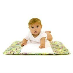 The Plush Pad Portable Diaper Changing Station by Ah Goo Baby - Bloom