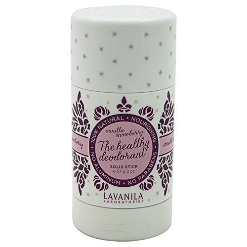 Lavanila The Healthy Deodorant for Women