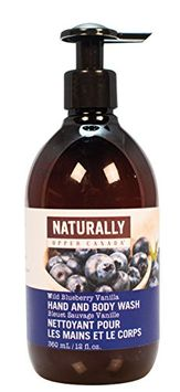 Naturally Hand and Body Wash