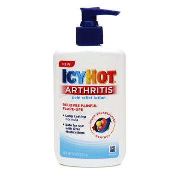 Icy Hot Arthritis Pain Relief Lotion