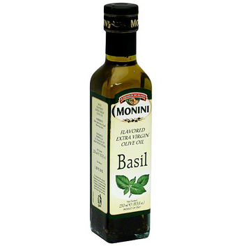 Rummo Lenta Lavorazione Flavored Basil Extra Virgin Olive Oil