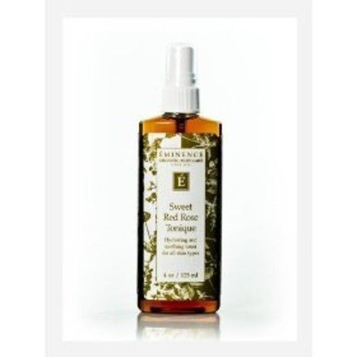 Eminence Organic Skin Care Eminence Tonique, Sweet Red Rose, 4 Ounce