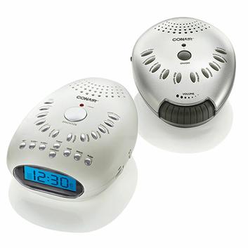 Conair SU7 C Soothing Sounds Clock Radio