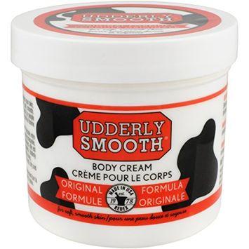 Udderly Smooth Body Cream Skin Moisturizer
