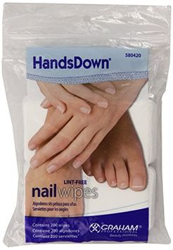 Graham Hands Down Nail Wipes