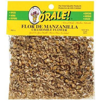 Orale Chamomile Flower, 1 oz