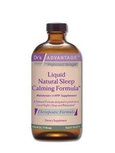 Life Solutions Liquid Natural Sleep Calming 4oz