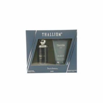 Jacques Evard - Thallium - Eau De Toilette Spray 3.3 oz & Shower Gel 3.3 oz - mens - EDT