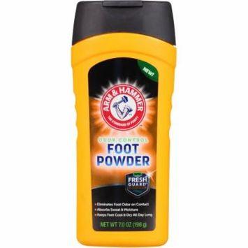 ARM & HAMMER™  Odor Control Foot Powder