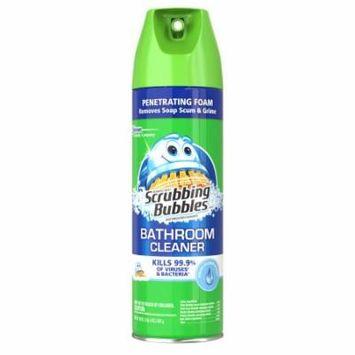 Scrubbing Bubbles Disinfectant Bathroom Cleaner, Fresh Scent, 20 Ounces