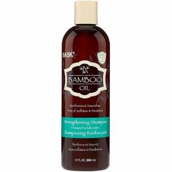 Hask Bamboo Oil Strengthening Shampoo 12 oz. (Pack of 3)