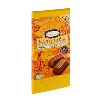 Rausch Noumea 35% Cocoa Premium Milk Chocolate Bar