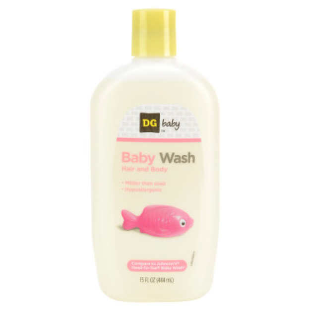DG Baby Hair & Body Baby Wash - 15 oz