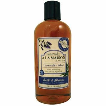 A La Maison Shower Gel Lavender Aloe 16.9 oz