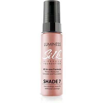 Luminess Air Airbrush Rich-Silky Finish Foundation, Shade Cinnamon SK7, 0.55 Fluid Ounce