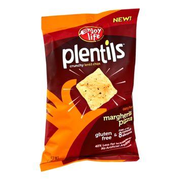 Enjoy Life Plentils Margherita Pizza Crunchy Lentil Chips