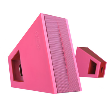 Microlab FC10 Triangle 2.0 Speaker System, Pink