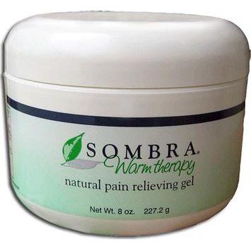 Grampas Garden Grampa's Garden - Sombra Warm Therapy Natural Pain Relieving Gel - 8 oz.