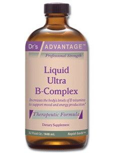 Life Solutions Liquid Ultra B-Complex 32oz