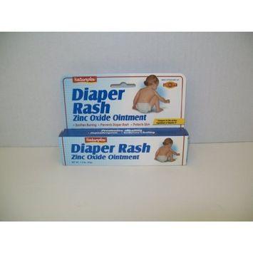 Nutureplex Diaper Rash Zinc Oxide Ointment Compaire to Destin