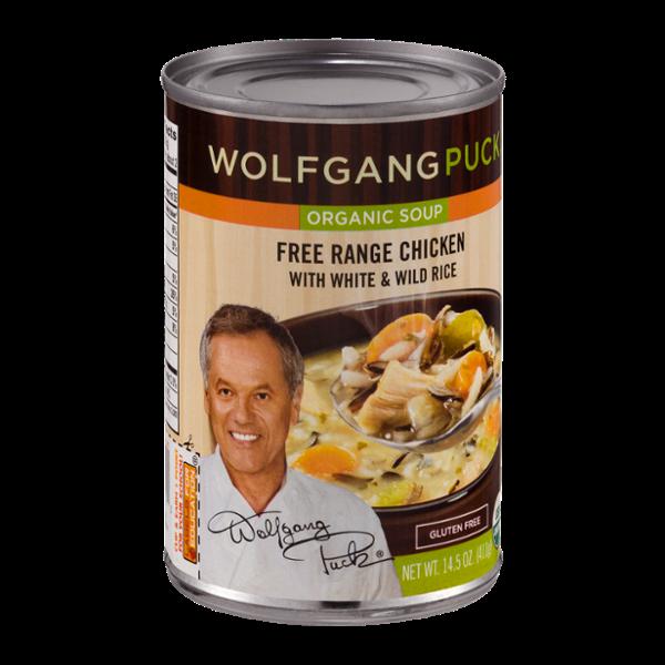 Wolfgang Puck Organic Free Range Chicken Soup Reviews 2020