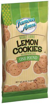 Famous Amos® Cookies Lemon