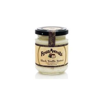 FungusAmongUs Black Truffle Butter, 2.82-Ounce Jars (Pack of 2)