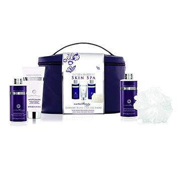 Baylis & Harding Skin Spa Aromatherapy Patchouli & Ylang Ylang Ultimate Body Beautiful Collection Set
