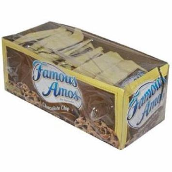 Famous Amos Chocolate Chip Cookies - 8 Pack