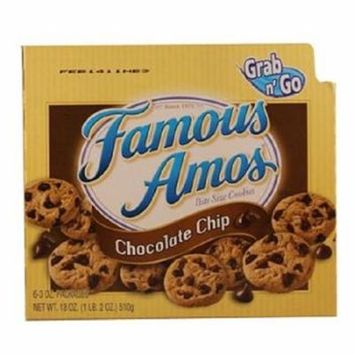 Famous Amos Choc Chip Cookies