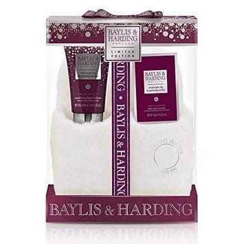 Baylis & Harding Midnight Fig and Pomegranate Luxury Slipper Set by Baylis & Harding